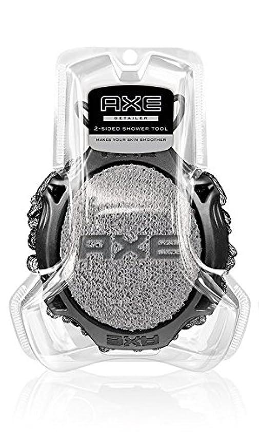チロせっかちリラックスAXE (アックス) シャワー ツール ディテイラー(バス スポンジ) [並行輸入品]