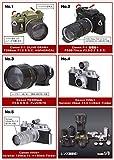 日本立体カメラ名鑑 CANONミニチュアコレクション [全5種セット(フルコンプ)]