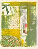 ファインアートプリント | 内側に吊り下げランプ付き(内側はla suspension) 1899 | エドゥアール・ヴィラード | 歴史的なヴィンテージ壁装飾ポスター レプリカ 11in x 14in 4037108_1114_NGA2