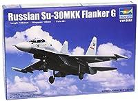 トランペッター 1/144 Su-30MKK フランカーG プラモデル