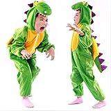 子供用 恐竜コスチューム ハロウィン着ぐるみ コスプレ Lサイズ 105?120cm