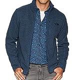 [ザノースフェイス] メンズ フリースジャケット ゴードン リヨン フリース ジャケット ブルー Men's Gordon Lyons Fleece Jacket XL ShadyBlueHeather [並行輸入品]