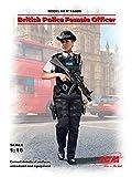 ICM 1/16 イギリス女性警察官 プラモデル 16009