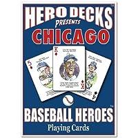 Hero Decks–シカゴ・カブス–Playing Cards