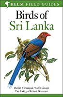 Birds of Sri Lanka (Helm Field Guides)