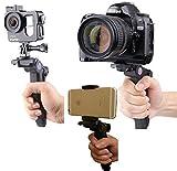 [Veroman] スタビライザー ミニ三脚 ビデオカメラ デジタルカメラ GoPro