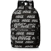 [コカ・コーラ] リュック デイパック カバン かばん 鞄 バックパック コカ・コーラ コーラ ロゴ 総柄 レディース メンズ ユニセックス おしゃれ かわいい 大容量 通勤 通学 COK-MBBKW05