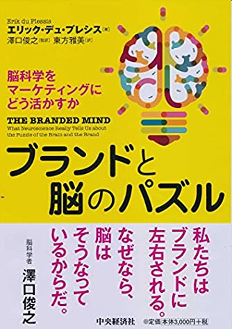 ブランドと脳のパズル