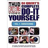 DJ QBERT'S COMPLETE DO-IT YOURSELF Vol.1 Skratching [DVD]