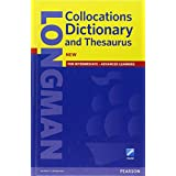Longman Collocations Dictionary & Thesaurus Paperback Hardback (Longman Dictonaries)