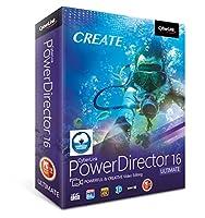 Cyberlink PowerDirector 16 Ultimate [並行輸入品]