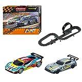 CARRERA 1/43 スロットカー カレラ GO!!! スピード & レース アナログタイプ 20062396 完成品