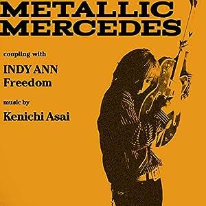 【メーカー特典あり】 METALLIC MERCEDES(初回生産限定盤)(DVD付)(オリジナルステッカー付)