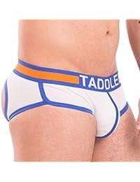 Taddlee UNDERWEAR メンズ US サイズ: X-Large カラー: ホワイト