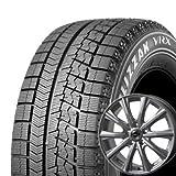 【適合車種:スバル XV(GP7)2012~】 BRIDGESTONE ブリザック VRX 225/55R17 スタッドレスタイヤ ホイールセット 一台分4本セット アルミホイール:AXEL アクセル フォー_シルバー 7.0-17 5/100 (17インチ スタッドレスタイヤホイールセット)