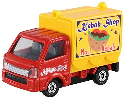 トミカ 057 スズキ キャリイ 移動販売車