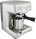 Best Brevilleのエスプレッソ - ブレビル 本格エスプレッソマシーン Breville BES840XL the Infuser Espresso Machine Review