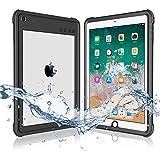 iPad 2017/2018 防水ケース 9.7インチ ipadカバー2018 ipad air2 防水ケース IP68 防水規格 軽量 薄型 耐衝撃 水場 全面保護 安心感 スタンド機能付き ストラップ付き スタンド機能 アウトドア お風呂 プール