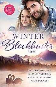 Winter Blockbuster 2020/At No Man's Command/The Forgotten Gallo Bride/Billionaire's Baby Promise/Trapp