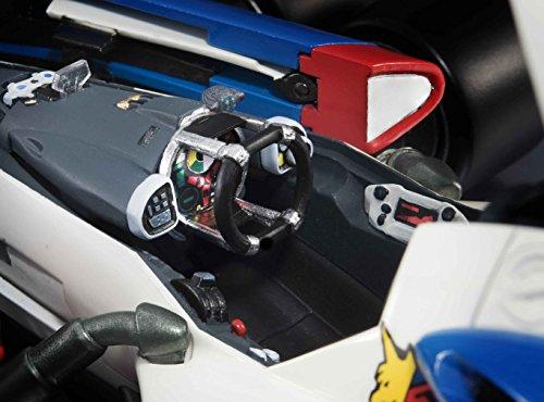 ヴァリアブルアクション Hi-SPEC 新世紀GPXサイバーフォーミュラ スーパーアスラーダ01 約260mm PVC製 塗装済み可動フィギュア