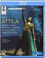 Verdi: Attila [Blu-ray] [Import]