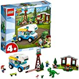 LEGO 4+ Disney Pixar's Toy Story 4 RV Vacation 10769 Building Kit