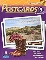 POSTCARDS (2E) 3 : STUDENT BOOK+CD-ROM(1)