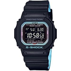 [カシオ]CASIO 腕時計 G-SHOCK ジーショック Neon accent Color 電波ソーラー GW-M5610PC-1JF メンズ