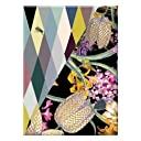 Christian Lacroix Orchid 039 s Mascarade Notecard Set