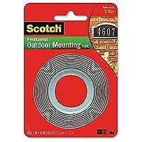 Scotch Exterior Mountingテープ 3 Pack