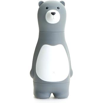 Bear Papa ドライバーセット(プラス・マイナス・ 六角レンチ)ラチェット機能付き (グレー)