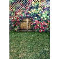 WoyiazT - 新鮮な暖かい家のテーマ写真の背景布の背景の装飾(W-16)