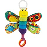 LAMAZE Freddie The Firefly - Clip on Pram & Pushchair Newbor…