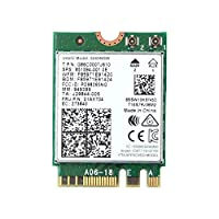 YQZインテル デュアルバンドM.2無線LANカード 高速 Wi-Fi 通信Band Wireless-802.11 AC Intel 8265NGW 867Mbps 8265AC NGFF Bluetooth 4.2