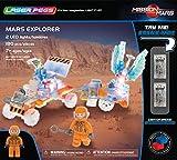 Laser Pegs Building Blocks (180 Piece), Mars Explorer