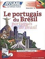 Le Portugais du Bresil Book + 4 Audio Cds (Sans Piene)