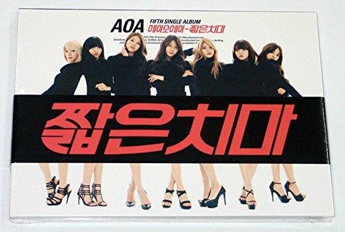 「AOA/ミニスカート」は日本デビュー曲!オトナのセクシーさを感じさせるミニスカ姿に釘付けのMVもの画像