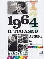 Il Tuo Anno - 1964 (Dvd+Cd) [Italian Edition]