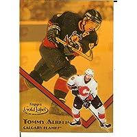 Hockey NHL 2000 – 01ゴールドラベルクラス2ゴールド# 97トミー?Albelin / 299 Flames
