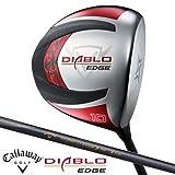 キャロウェイ ゴルフ ドライバー DIABLO EDGE ドライバー Red DIABLO EDGE 50w/55w 10度 S(55w)45インチ