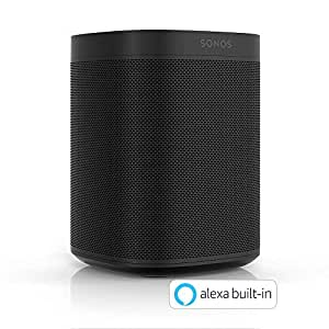 Sonos One スマートスピーカー Amazon Alexa搭載 ブラック