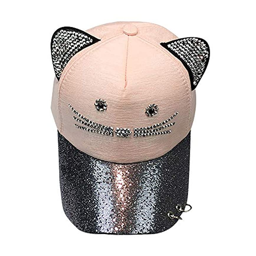 雇う告発死Racazing Cap 野球帽 ヒップホップ メンズ 男女兼用 夏 登山 帽子スパンコール 可調整可能 プラスベルベット 棒球帽 UV 帽子 軽量 屋外 Unisex Hat