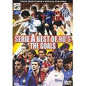 SERIE A BEST OF 90'S THE GOALS [DVD]
