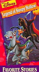 The Legend of Sleepy Hollow [VHS] [Import]