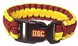 NCAA公式Survivorコードブレスレット( USC Trojans )