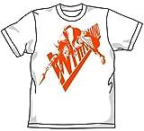 NARUTO疾風伝 ナルトアクションTシャツ ホワイト サイズ:S