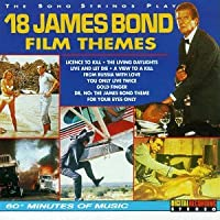 18 James Bond Film Themes