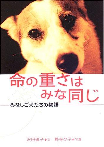 命の重さはみな同じ―みなしご犬たちの物語 (動物感動ノンフィクション)