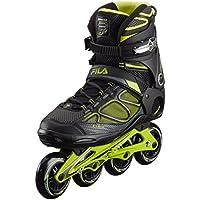 Fila Skates Primo ALU Inline Skates 11.0 010616080_schwarz/lime_44
