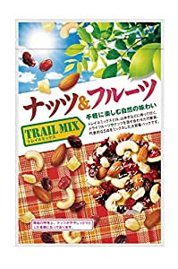 共立食品 ナッツ&フルーツ徳用 140g